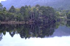 Lake Rosebery in Tullah
